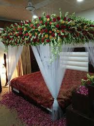 Flower Decoration Design 100 Best Wedding Shadi Bed Sej Masehri Flower Decoration Service In 34