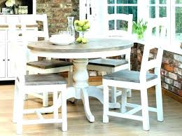 farmhouse kitchen table sets dining round tables with benches farm house interior architecture endearing ki