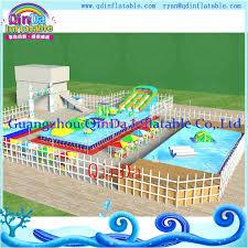 inflatable inground pool slide. Inflatable Inground Pool Slide B