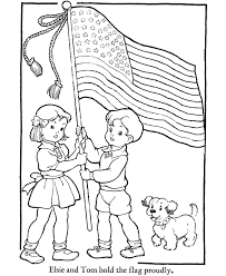 Small Picture Kids American Flag Coloring Page Flags Coloring pages of