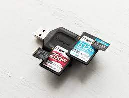SD, microSD ve CF flash hafıza kartları - Kingston Technology