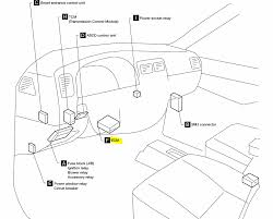 Nissan xterra wiring diagram with template