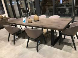 grey wash dining table. HUSTON DINING TABLE WILD OAK GREY WASH Grey Wash Dining Table