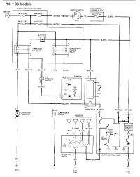 96 honda civic wiring diagram dolgular com 1997 honda civic electrical wiring diagram at 97 Civic Wiring Diagram