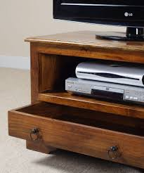 Small Tv Cabinets 42 Tv Cabinet Indian Mango Wood Stand Media Components Casa
