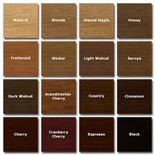 colors of wood furniture. we offer several standard finish colors if our finishes are quite what you looking for or youu0027d like to match your existing furniture can of wood a