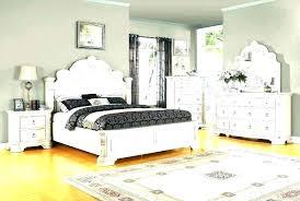 off white bed – soflo