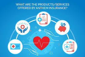 what are the s services offered by anthem insurance