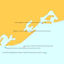 Poponesset Island Poponesset Bay Nantucket Sound