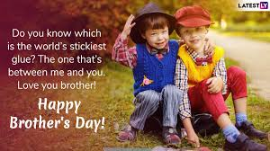 Brothers Day 2019 Wishes Whatsapp Stickers Gif Images Sms