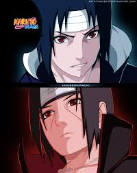 Sasuke vs Itachi by GoLD-MK Sasuke vs Itachi by GoLD-MK - sasuke_vs_itachi_by_mikser_01-d4veu9z