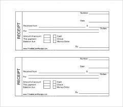 Credit Card Receipt Template Download Our Sample Of 17 Credit Card Receipt Template Discover