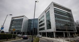 google office in america. The Microsoft Campus In Sandyford, South Dublin. Alphabet (Google), Microsoft, Google Office America