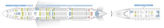 Boeing 747 Seating Chart Seat Map Boeing 747 400 Lufthansa Best Seats In Plane