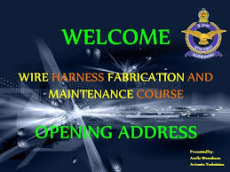 air craft wire harness authorstream Aircraft Wire Harness Fabrication Aircraft Wire Harness Fabrication #17 aircraft wire harness fabrication