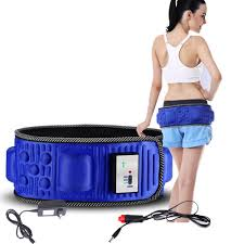 <b>Abdominal Abs</b> Toning Belt <b>Vibration</b> Fitness Massager Slimming ...