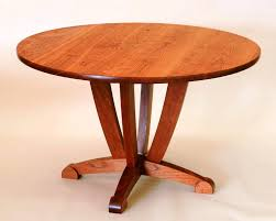 round wooden dining tables ugarelay create comfortable wooden dining table