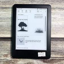 Máy Nhật Cũ] Máy Đọc Sách Kindle Basic 4 2019 (10th) 4Gb Code 27595