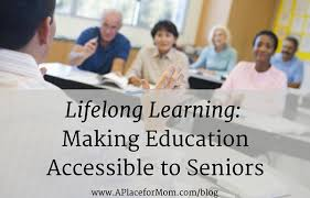 lifelong learning making education accessible to seniors
