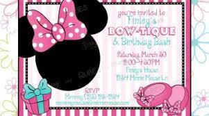 Minnie Mouse Blank Invitation Template Minnie Mouse Blank Invitation Template Rome Fontanacountryinn Com