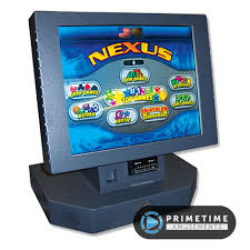 nexus counter top touchscreen game system