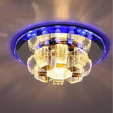 moder lighting. modern fashion crystal led rgb 9w ceiling lights for aisle entrance living room dia 18cm ac 80265v 1279 moder lighting