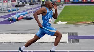 Andre' Chapman - Track & Field - UCLA