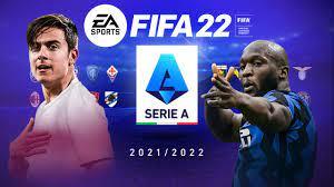 FIFA 22 mit Exklusiv-Lizenzen der Seria A für u.a. TOTW, POTM & TOTS