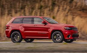 2018 jeep srt8 hellcat. brilliant jeep brembo brakes are another upgrade for the trackhawk with 1575inch rotors  on front and 1378inches back jeep says this allows suv to come  to 2018 jeep srt8 hellcat a