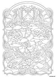 485 Best Coloriages Mandala Images On Pinterest Mandalas L L L L