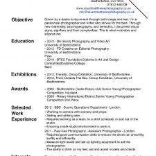 Photographer Resume Objective News Photographer Resume Sample Archives GotrafficCo New Resume 56