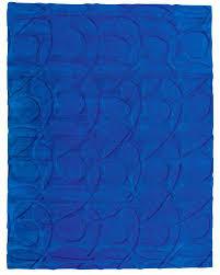 cobalt blue area rug molecular loop and white rugs cobalt blue area rug