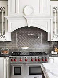 Subway Tile Backsplash Patterns Model