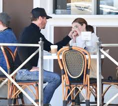 Lucy Hale photographed kissing Skeet Ulrich