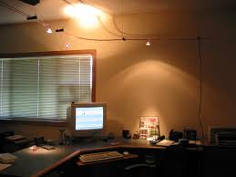 Homemade lighting Softbox Desk With Lights Ars Technica Homemade Halogen Track Lights Ars Technica Openforum