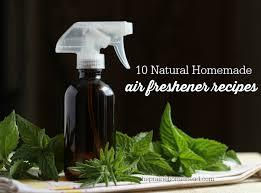 Bathroom Fresheners Magnificent 48 Homemade Air Freshener Recipes The Prairie Homestead