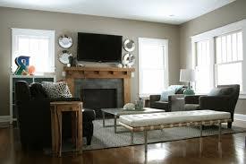 Living Room Furniture Arrangement With Tv Home Design Modern Tv Room Interior Retro 60s Living Decorating