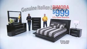 dimora bedroom set