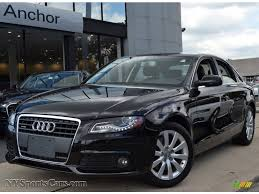 black audi 2010. brilliant black audi a4 20t quattro sedan 2010 u