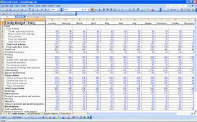 Household Expense Sheet 15 Free Personal Budget Spreadsheet Excel Spreadsheet