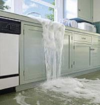 water flood in kitchen ile ilgili görsel sonucu