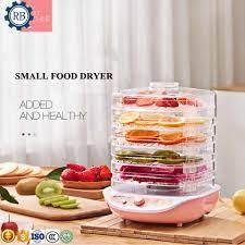 Pembe renk akıllı gıda dehidrasyon meyve sebze et ot kurutma makinesi meyve  cipsi makinesi kurutma dehidrasyon için çay saati Food Processors