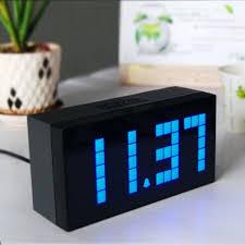 desk clocks modern digital large jumbo led snooze wall desk alarm calendar home modern clock modern desk clocks modern