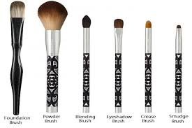diffe types of makeup brushes makeup brushes