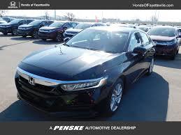 2018 New Honda Accord Sedan LX CVT at Fayetteville Autopark, IID ...