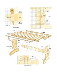 mission style trestle dining table plans. mission style trestle dining table plans