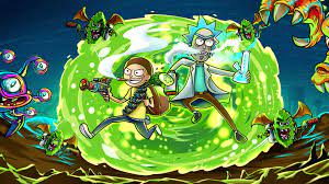 Rick and Morty Wallpaper - EnJpg