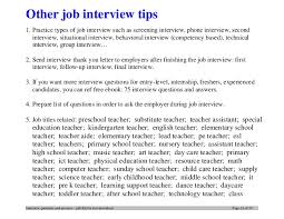 Top 20 Interview Questions Top 20 Interview Questions And Responses Security Guards
