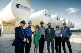 energy in ja the lng way news gleaner