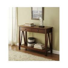 Entrance Hall Console Tables For Popular Of Antique Sofa Table Wood Furniture 2 Storage
